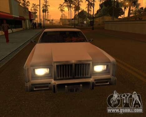 New Vehicle.txd v2 for GTA San Andreas seventh screenshot