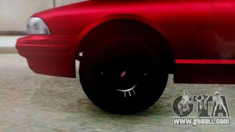 GTA 5 Vapid Stanier II for GTA San Andreas back left view