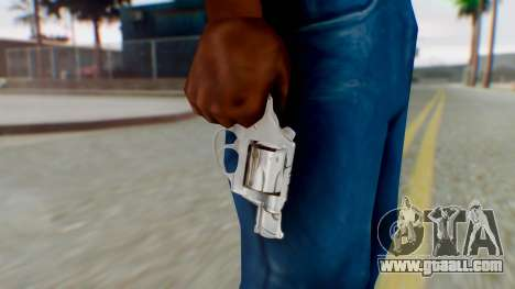 Charter Arms Undercover Revolver for GTA San Andreas third screenshot