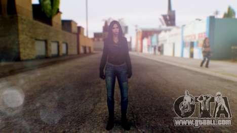 Jessica Jones for GTA San Andreas second screenshot