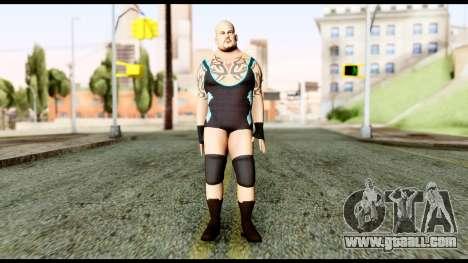WWE Tensai for GTA San Andreas second screenshot
