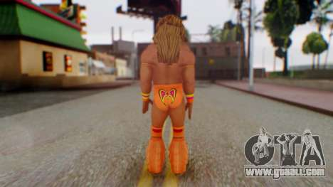 U Warrior for GTA San Andreas third screenshot