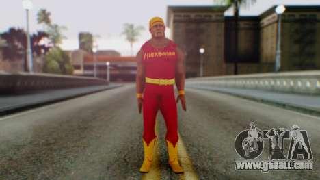 WWE Hulk Hogan for GTA San Andreas second screenshot