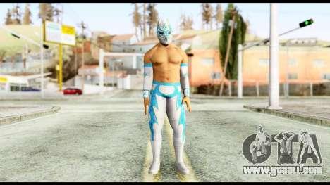 WWE Sin Cara for GTA San Andreas second screenshot
