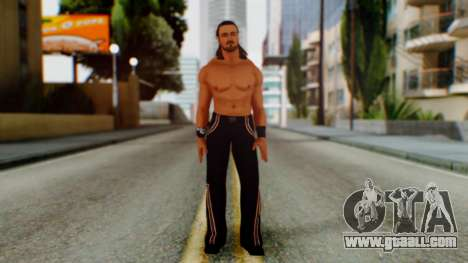 WWE Drew McIntyre for GTA San Andreas second screenshot