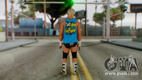 Dolph Ziggler 2 for GTA San Andreas third screenshot