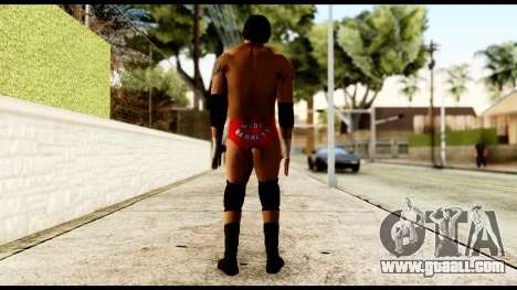 WWE Wade Barret for GTA San Andreas third screenshot