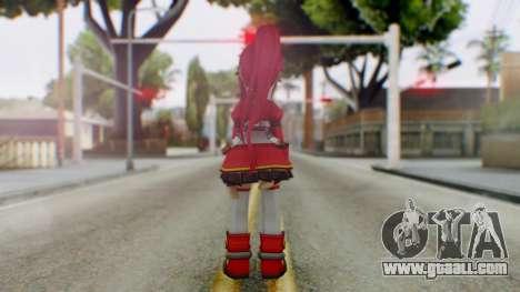 Elsword Online - Elises for GTA San Andreas third screenshot