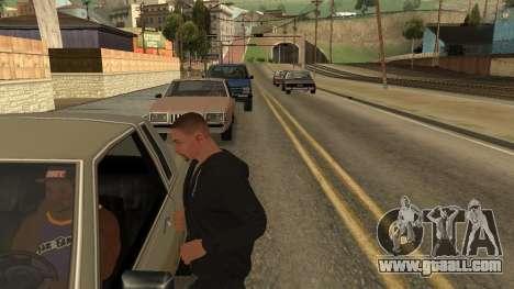 Crush Car for GTA San Andreas second screenshot