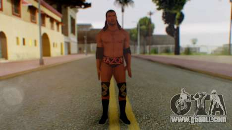 Razor Ramon for GTA San Andreas second screenshot