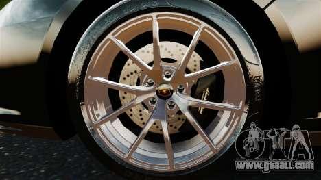 Lamborghini Asterion LP900 for GTA 4 right view