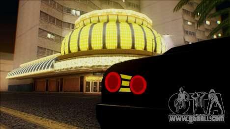 Elegy HellCat for GTA San Andreas side view