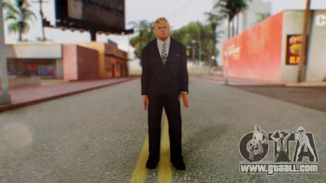 Mr Perfect for GTA San Andreas second screenshot