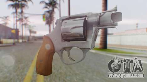 Charter Arms Undercover Revolver for GTA San Andreas