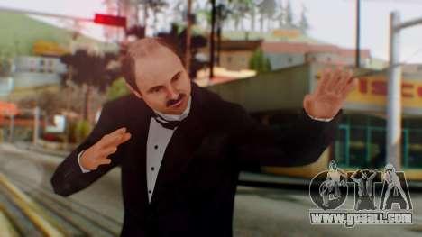 Howard Finkel for GTA San Andreas