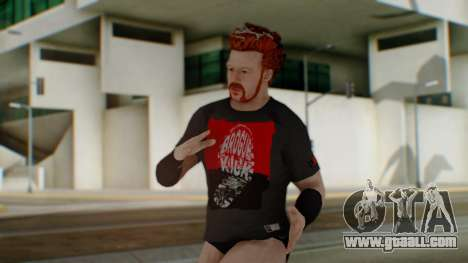 Sheamus 1 for GTA San Andreas