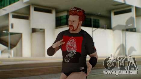 Sheamus 1 for GTA San Andreas