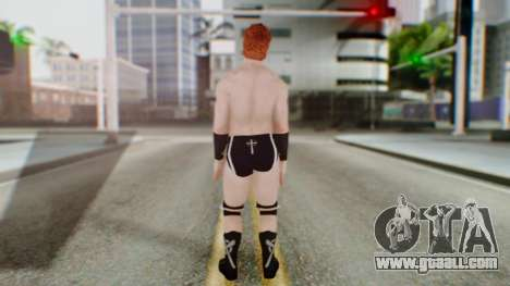 Sheamus 2 for GTA San Andreas third screenshot