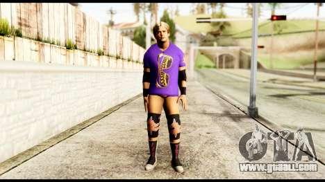 Zack Ryder 2 for GTA San Andreas second screenshot