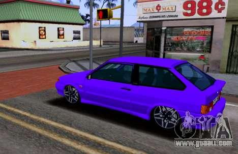 VAZ 2113 KBR for GTA San Andreas