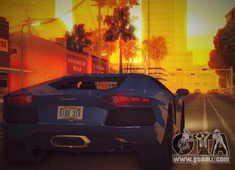 SA SuperPro ENB v1 for GTA San Andreas