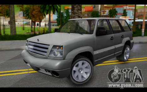 GTA 5 Albany Cavalcade IVF for GTA San Andreas