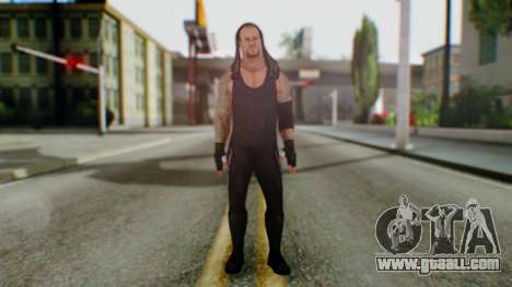 The Undertaker for GTA San Andreas second screenshot