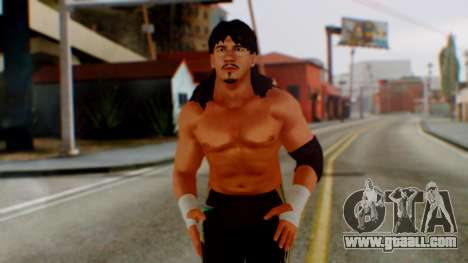 Eddie Guerrero for GTA San Andreas