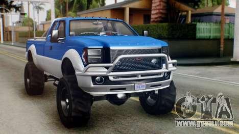 GTA 5 Vapid Sandking SWB for GTA San Andreas