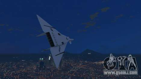 GTA 5 XB-70 Valkyrie eighth screenshot