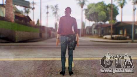 Jessica Jones Friend 1 for GTA San Andreas third screenshot