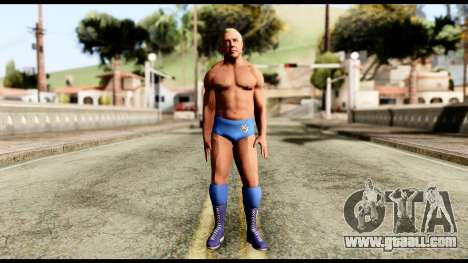 WWE Ric Flair for GTA San Andreas second screenshot