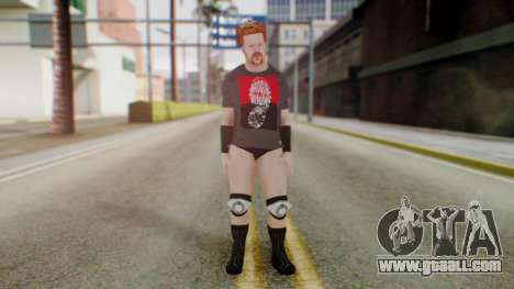 Sheamus 1 for GTA San Andreas second screenshot