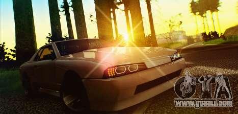 Elegy HellCat for GTA San Andreas