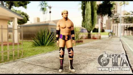 Zack Ryder 1 for GTA San Andreas second screenshot