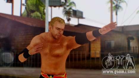 WWE Christian for GTA San Andreas