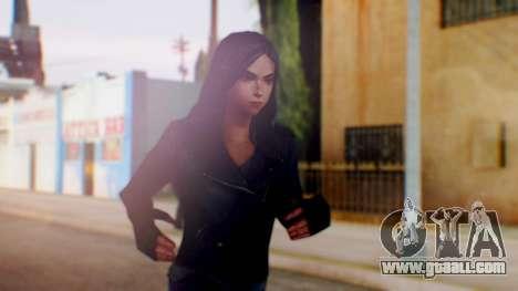 Jessica Jones for GTA San Andreas