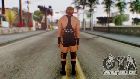 WWE Jack Swagger for GTA San Andreas third screenshot