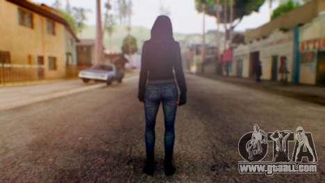 Jessica Jones for GTA San Andreas third screenshot