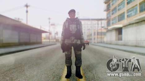 Counter Strike Online 2 Arctic for GTA San Andreas second screenshot