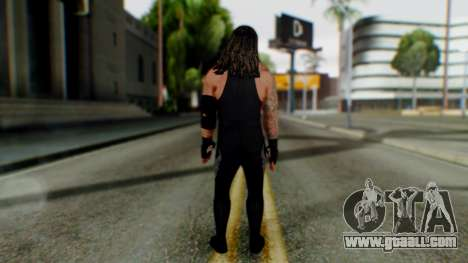 The Undertaker for GTA San Andreas third screenshot