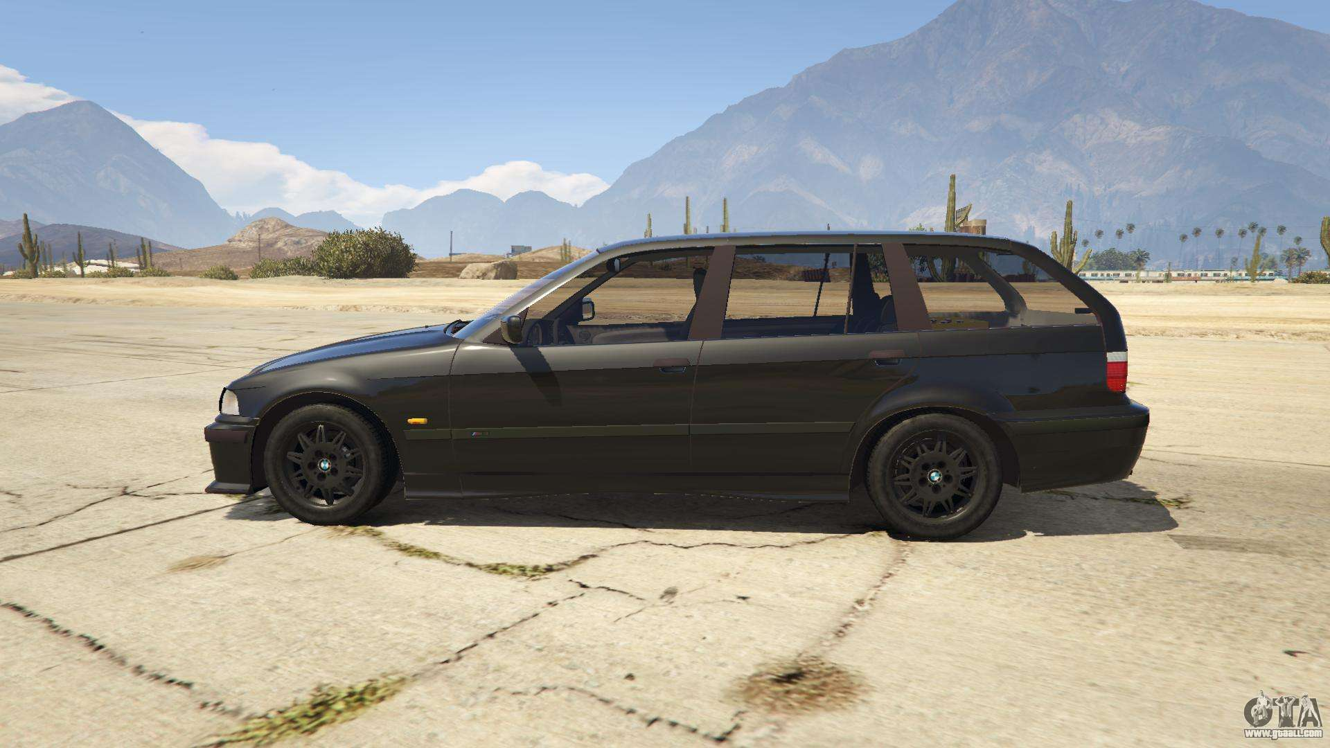 Bmw M3 E36 Touring For Gta 5