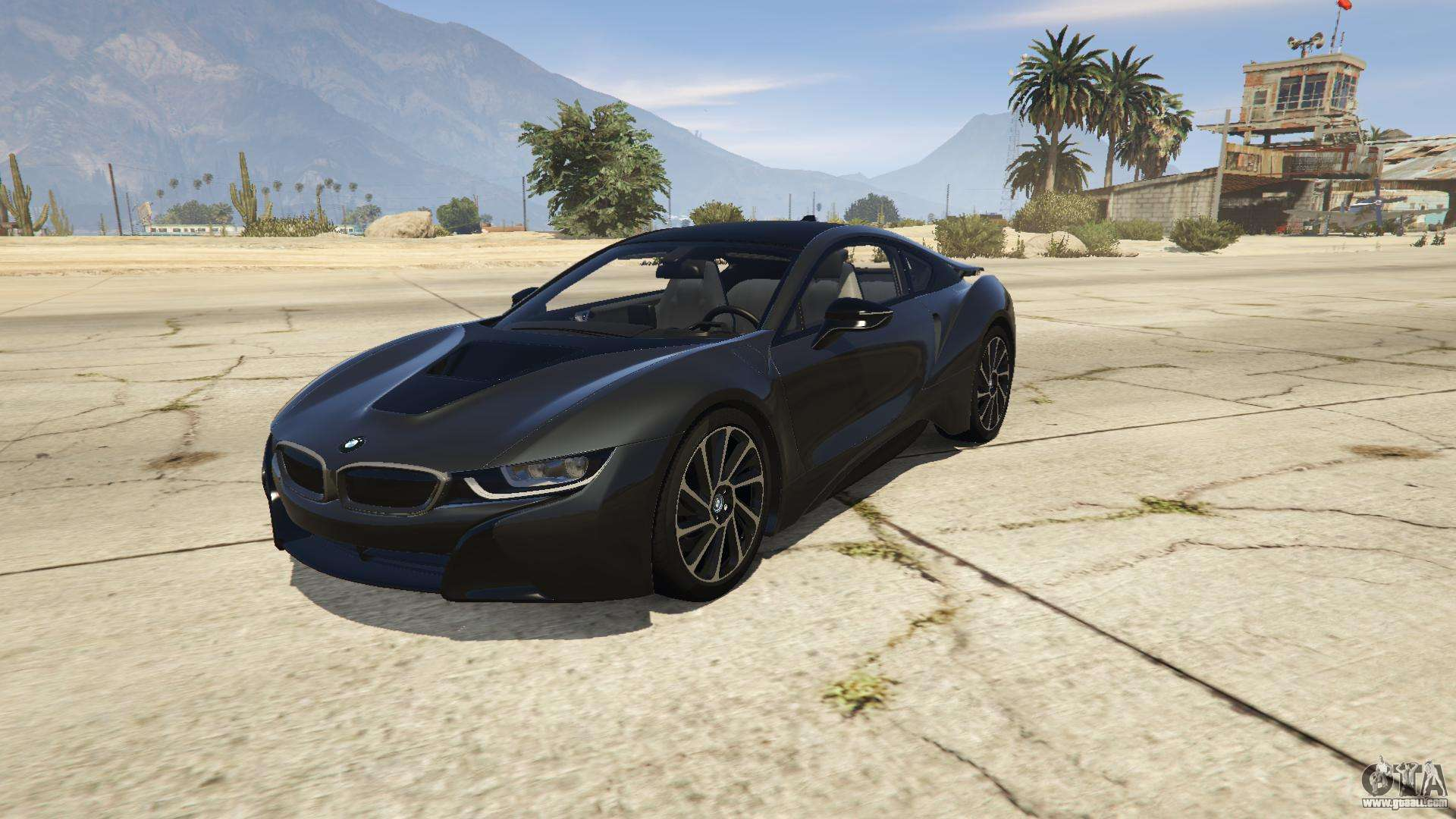 2015 Bmw I8 For Gta 5