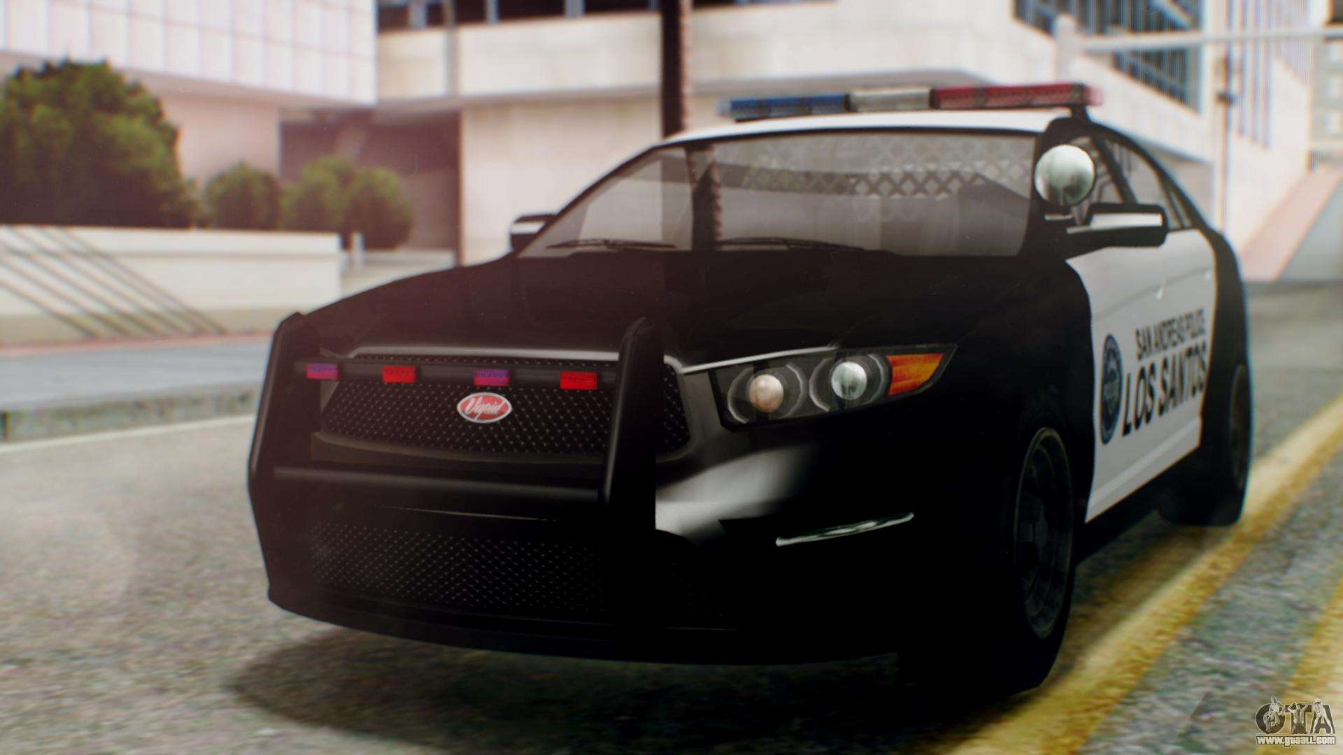 Can You Customize Police Cars In Gta