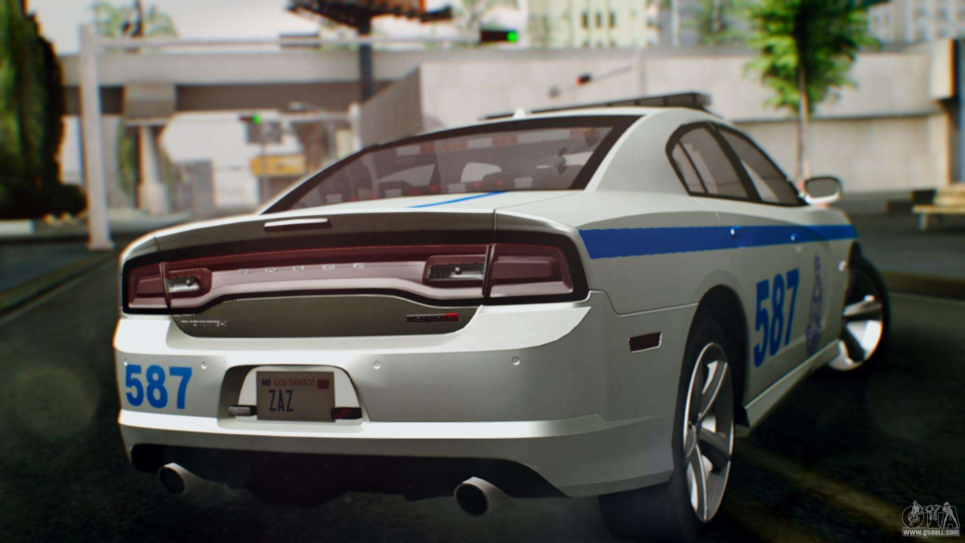 dodge charger srt8 2015 police malaysia for gta san andreas. Black Bedroom Furniture Sets. Home Design Ideas