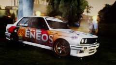 BMW M3 E30 Ramona Rusu for GTA San Andreas