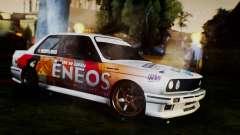 BMW M3 E30 Ramona Rusu for GTA San Andreas