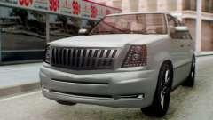 GTA 5 Albany Cavalcade II for GTA San Andreas