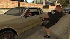 Crush Car for GTA San Andreas