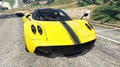 Pagani Huayra 2013 v1.1 [yellow rims]